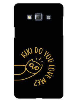 Cute Owl Pub G Samsung Galaxy A5 2015 Mobile Cover Case