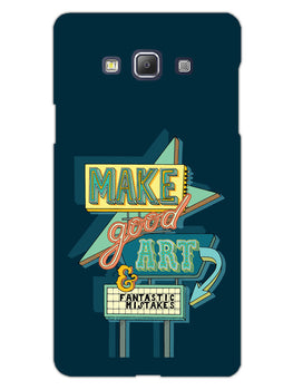 Make Good Art Samsung Galaxy A5 2015 Mobile Cover Case