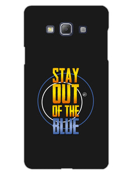 Unexpected Event Pub G Quote Samsung Galaxy A5 2015 Mobile Cover Case