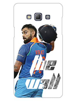Kohli The Wall Cricket Lover Samsung Galaxy A5 2015 Mobile Cover Case