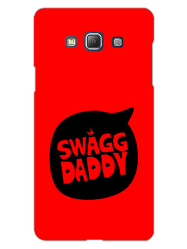 Swag Daddy Desi Swag Samsung Galaxy A5 2015 Mobile Cover Case
