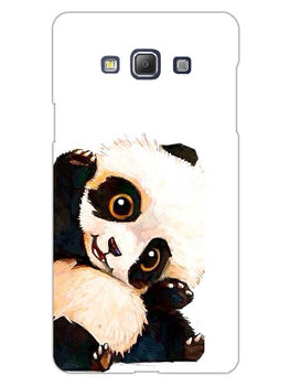 Cute Baby Panda Samsung Galaxy A5 2015 Mobile Cover Case