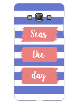 Seas The Day Samsung Galaxy A5 2015 Mobile Cover Case