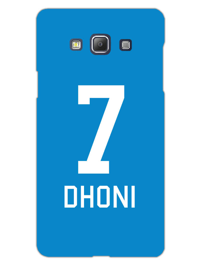 Dhoni Jersey Samsung Galaxy A5 2015 Mobile Cover Case