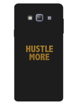 Hustle More Samsung Galaxy A7 2015 Mobile Cover Case