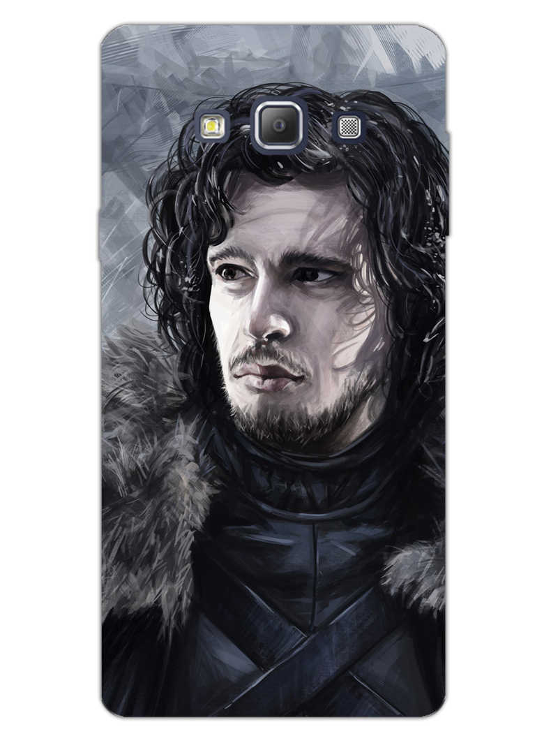 Jon Snow Samsung Galaxy A7 2015 Mobile Cover Case