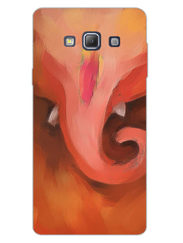 Lord Ganesha Art Samsung Galaxy A7 2015 Mobile Cover Case