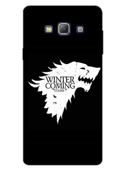 Winter Is Coming Samsung Galaxy A7 2015 Mobile Cover Case
