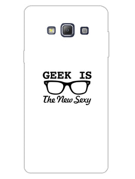 Geek Is Sexy Samsung Galaxy A7 2015 Mobile Cover Case