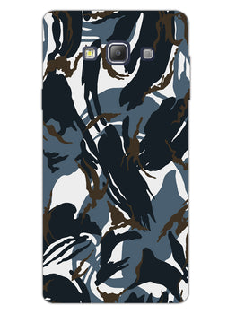 Camouflage Army Military Samsung Galaxy A7 2015 Mobile Cover Case