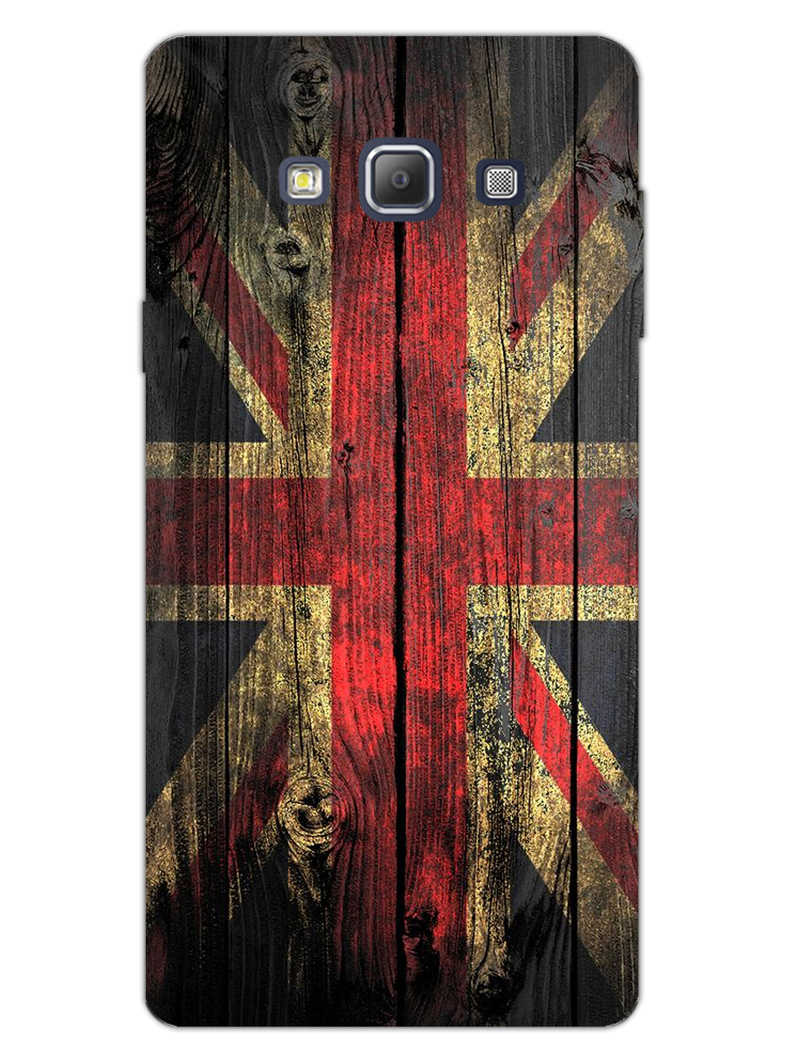 Union Jack Samsung Galaxy A7 2015 Mobile Cover Case