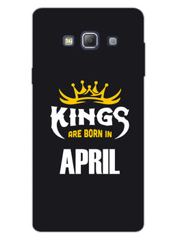 Kings April - Narcissist Samsung Galaxy A7 2015 Mobile Cover Case