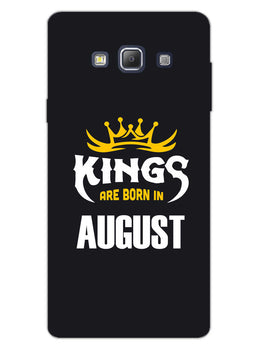 Kings August - Narcissist Samsung Galaxy A7 2015 Mobile Cover Case