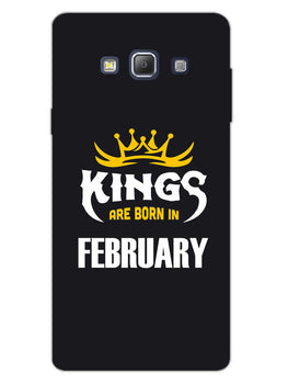 Kings February - Narcissist Samsung Galaxy A7 2015 Mobile Cover Case