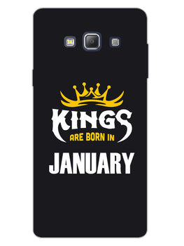 Kings January - Narcissist Samsung Galaxy A7 2015 Mobile Cover Case