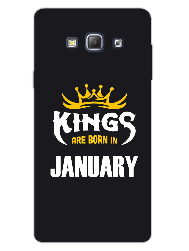 Kings January - Narcissist Samsung Galaxy A7 2015 Mobile Cover Case - MADANYU