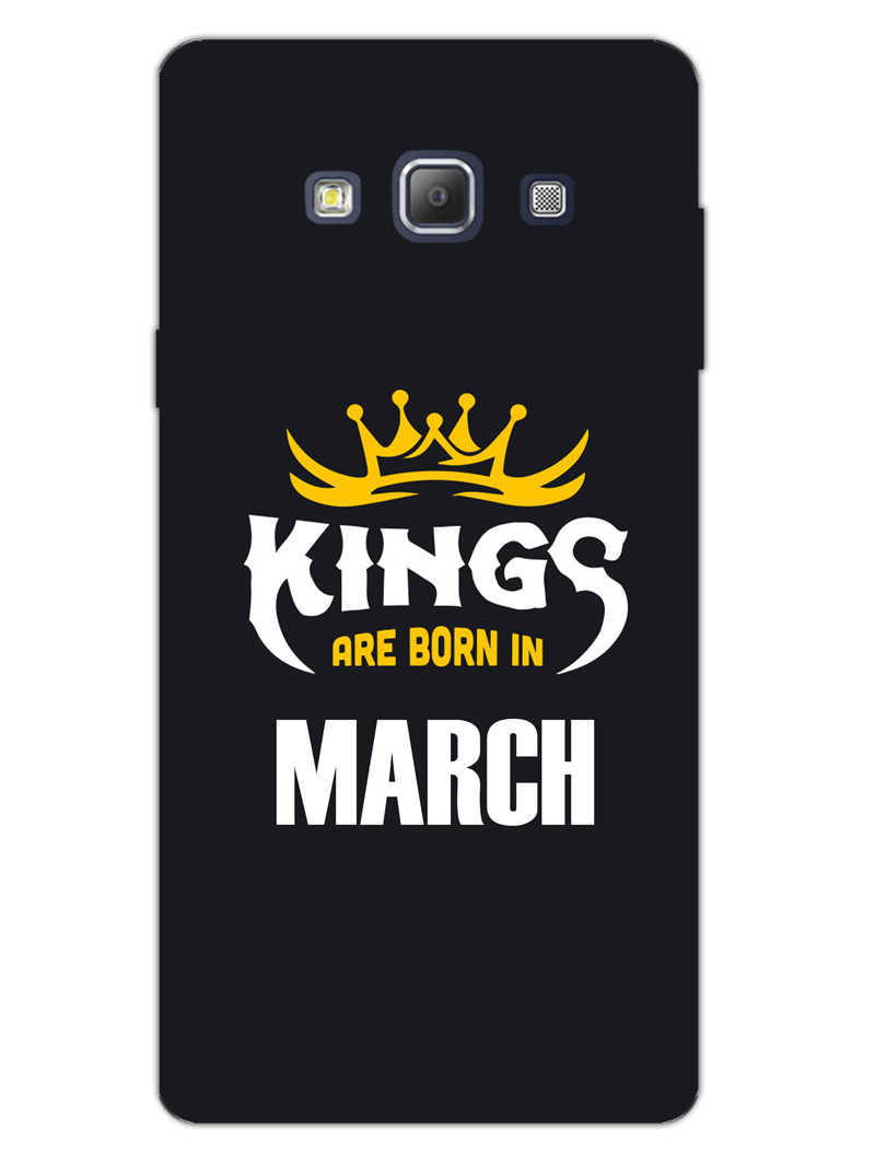 Kings March - Narcissist Samsung Galaxy A7 2015 Mobile Cover Case - MADANYU