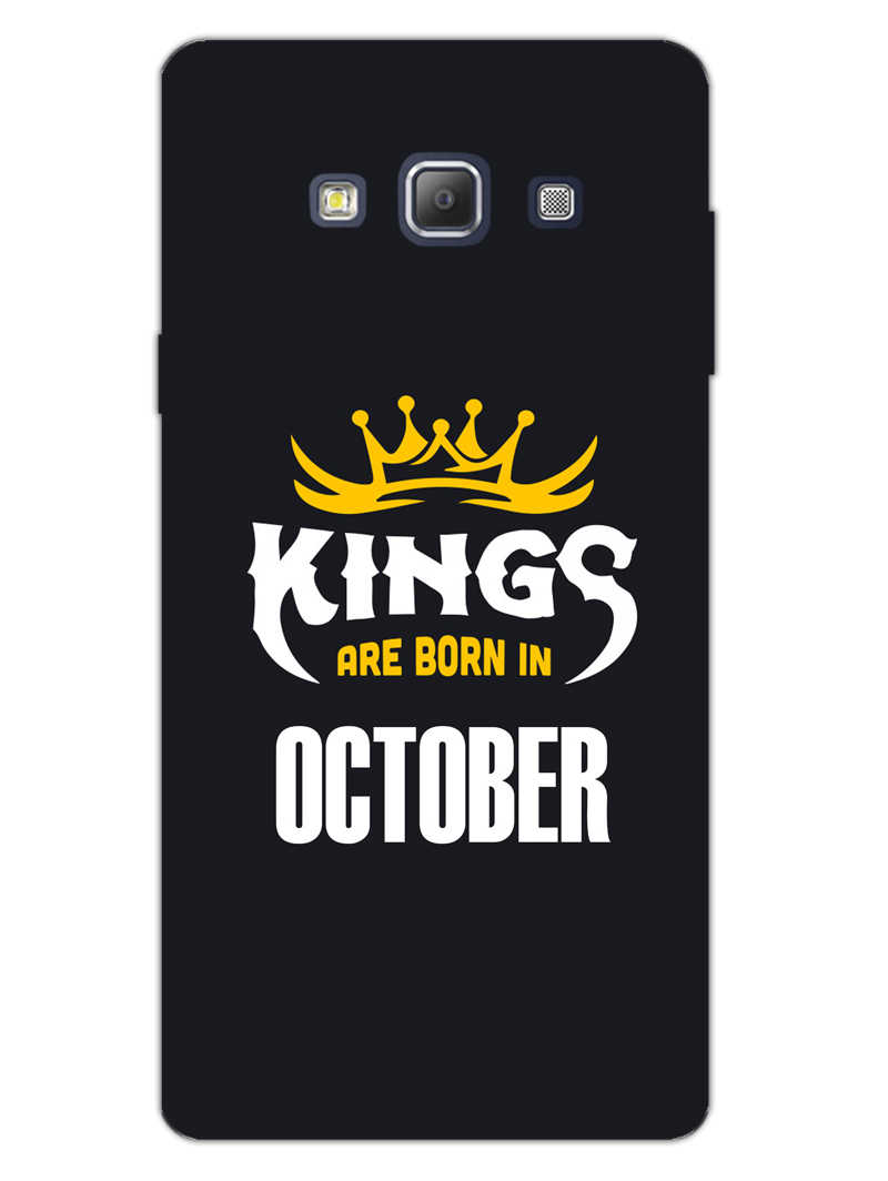Kings October - Narcissist Samsung Galaxy A7 2015 Mobile Cover Case - MADANYU