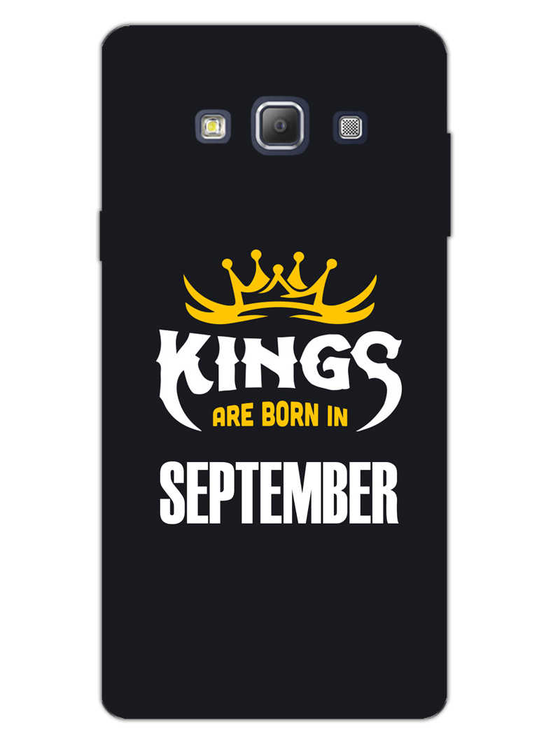 Kings September - Narcissist Samsung Galaxy A7 2015 Mobile Cover Case