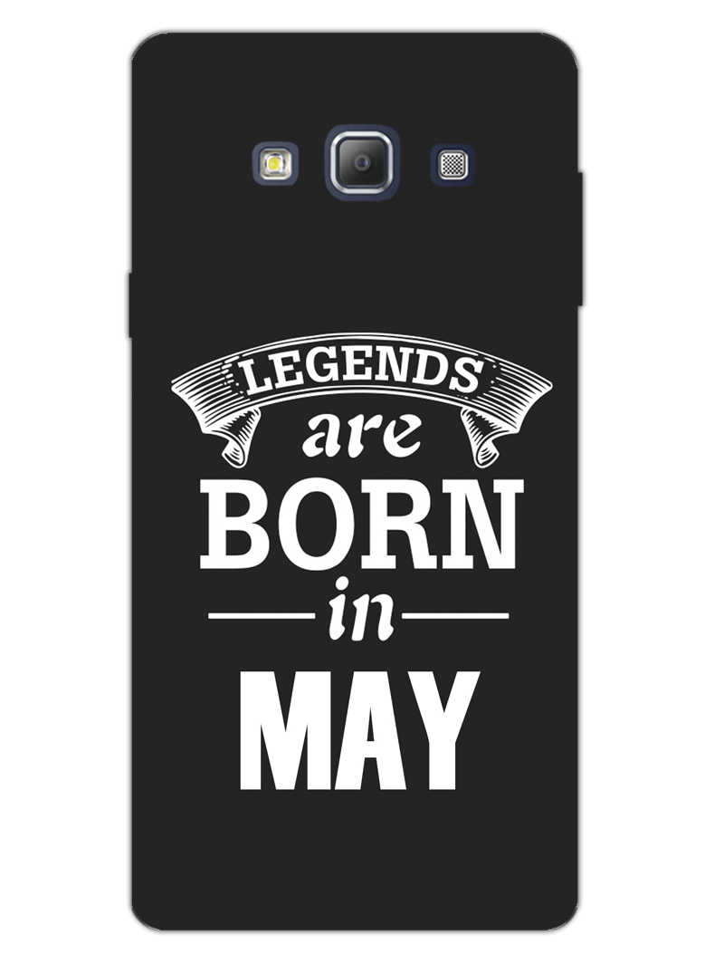 Legends May Samsung Galaxy A7 2015 Mobile Cover Case