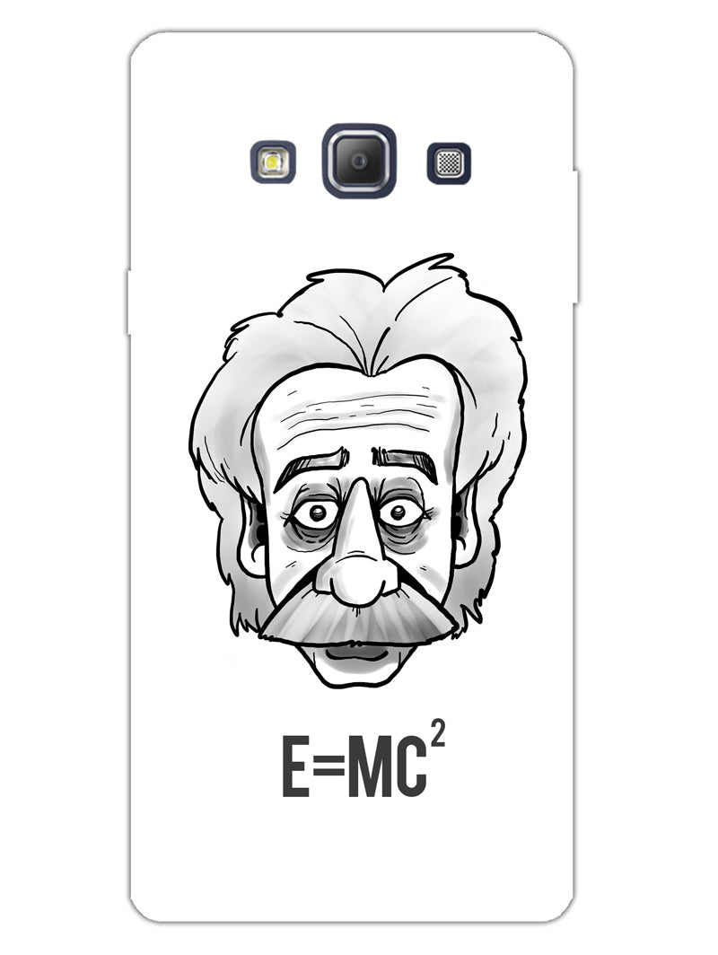 Einstein Equation Samsung Galaxy A7 2015 Mobile Cover Case
