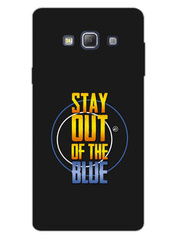 Unexpected Event Pub G Quote Samsung Galaxy A7 2015 Mobile Cover Case