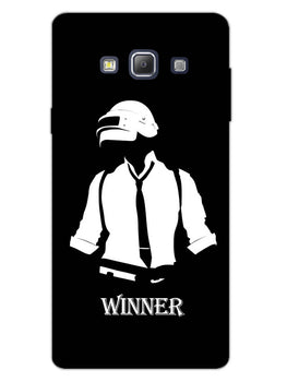 Winner Pub G Game Lover Samsung Galaxy A7 2015 Mobile Cover Case