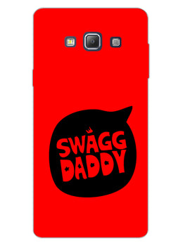 Swag Daddy Desi Swag Samsung Galaxy A7 2015 Mobile Cover Case