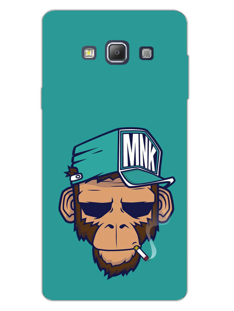 Monkey Swag Samsung Galaxy A7 2015 Mobile Cover Case - MADANYU