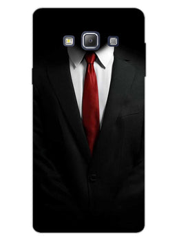 Suit Up Samsung Galaxy A7 2015 Mobile Cover Case