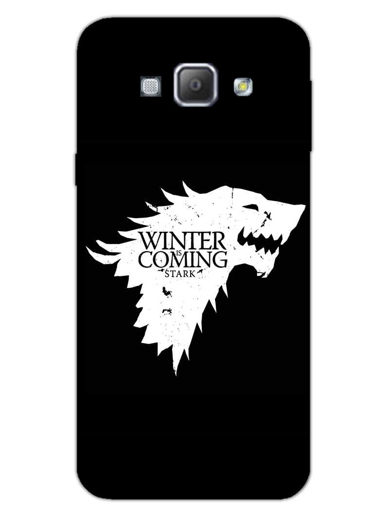 Winter Is Coming Samsung Galaxy A8 2015 Mobile Cover Case
