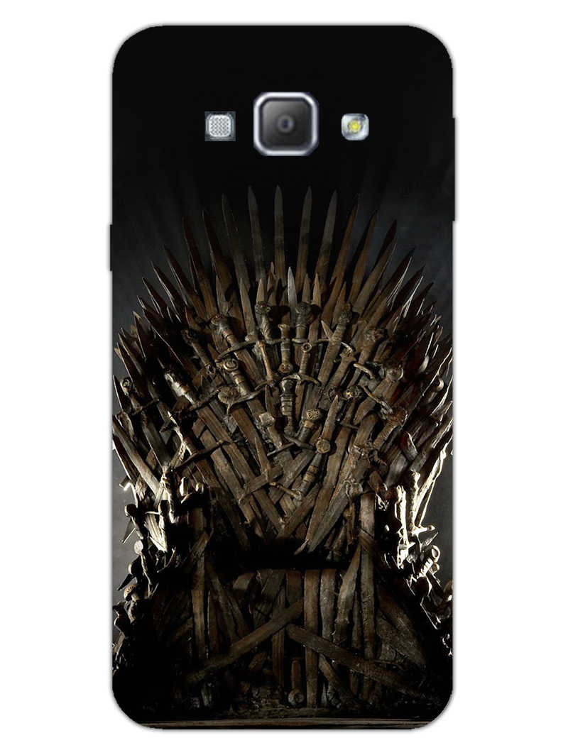The Iron Throne Samsung Galaxy A8 2015 Mobile Cover Case