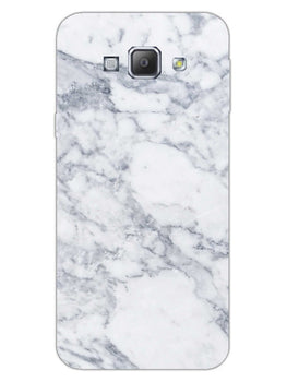 Chic White Marble Samsung Galaxy A8 2015 Mobile Cover Case