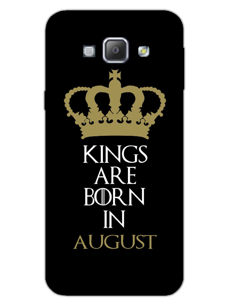 Kings August Samsung Galaxy A8 2015 Mobile Cover Case