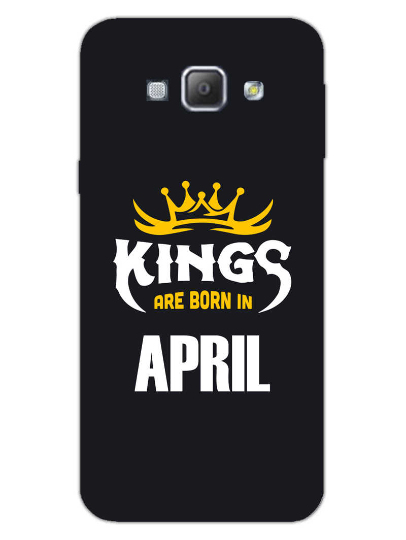 Kings April - Narcissist Samsung Galaxy A8 2015 Mobile Cover Case