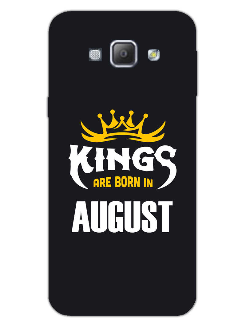 Kings August - Narcissist Samsung Galaxy A8 2015 Mobile Cover Case