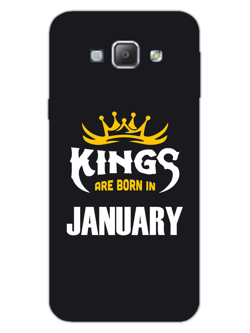 Kings January - Narcissist Samsung Galaxy A8 2015 Mobile Cover Case - MADANYU