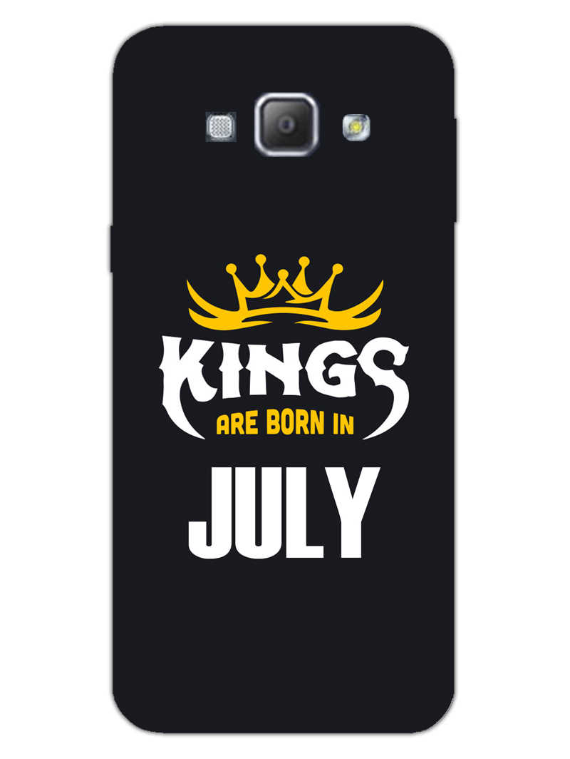 Kings July - Narcissist Samsung Galaxy A8 2015 Mobile Cover Case - MADANYU