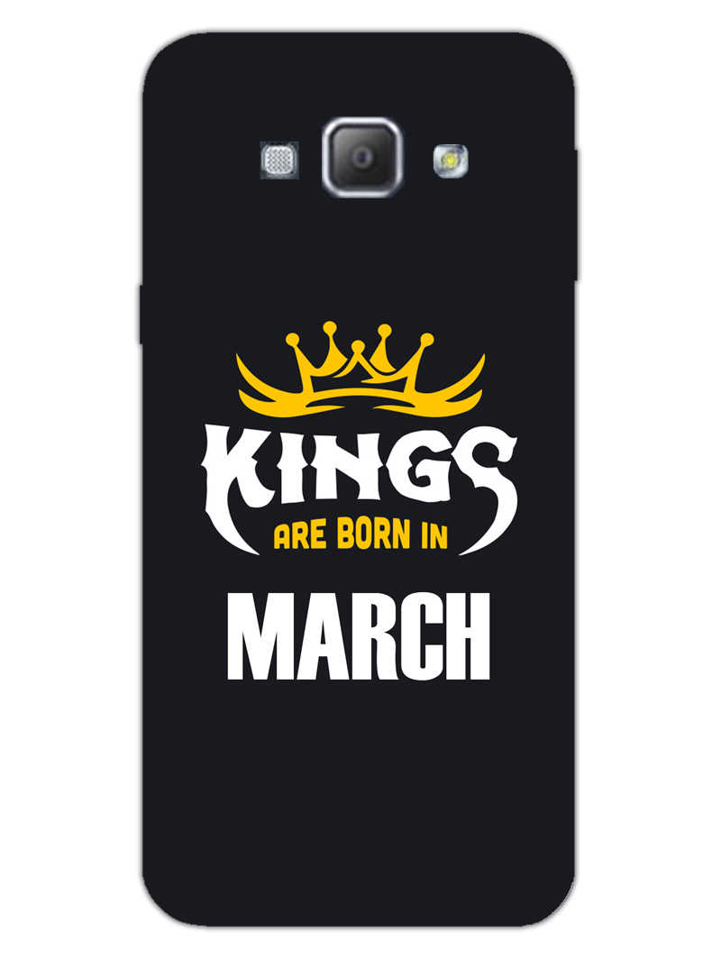 Kings March - Narcissist Samsung Galaxy A8 2015 Mobile Cover Case - MADANYU