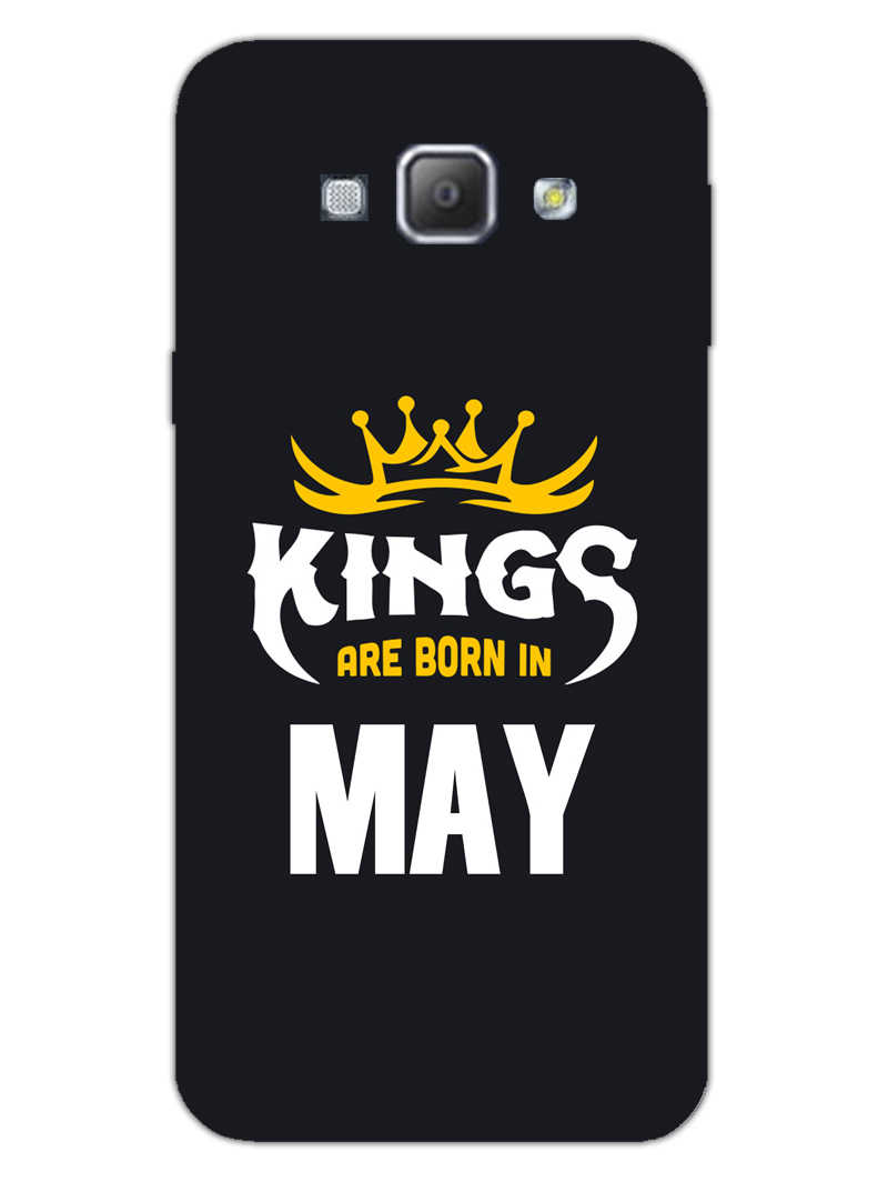 Kings May - Narcissist Samsung Galaxy A8 2015 Mobile Cover Case - MADANYU