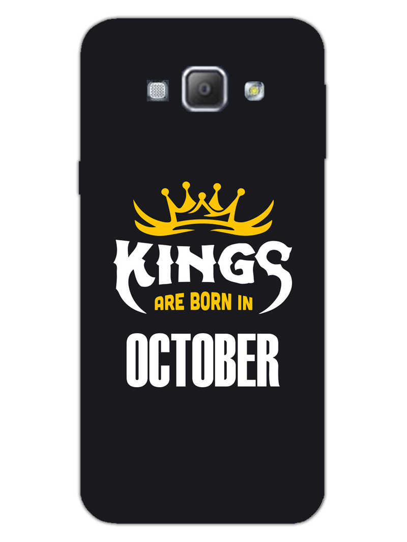 Kings October - Narcissist Samsung Galaxy A8 2015 Mobile Cover Case - MADANYU