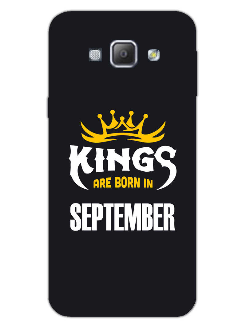 Kings September - Narcissist Samsung Galaxy A8 2015 Mobile Cover Case