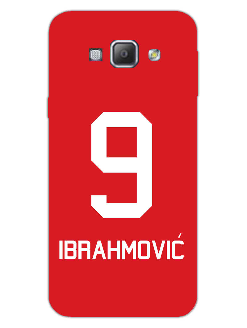 Ibrahimovi? Samsung Galaxy A8 2015 Mobile Cover Case