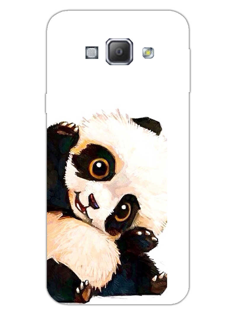 Cute Baby Panda Samsung Galaxy A8 2015 Mobile Cover Case - MADANYU