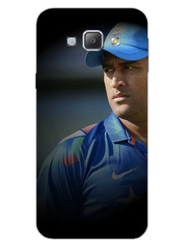 Dhoni Spotlight Samsung Galaxy A8 2015 Mobile Cover Case