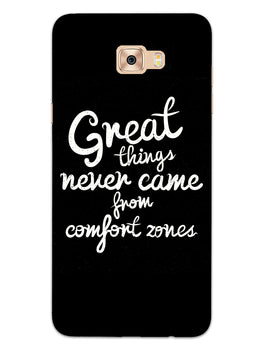 Comfort Zone Gyaan Samsung Galaxy C7 Pro Mobile Cover Case