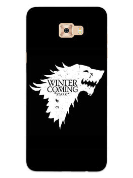 Winter Is Coming Samsung Galaxy C7 Pro Mobile Cover Case