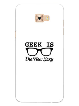 Geek Is Sexy Samsung Galaxy C7 Pro Mobile Cover Case