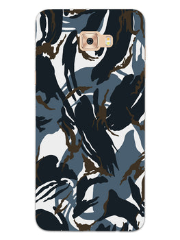 Camouflage Army Military Samsung Galaxy C7 Pro Mobile Cover Case