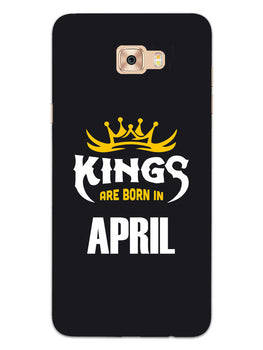 Kings April - Narcissist Samsung Galaxy C7 Pro Mobile Cover Case
